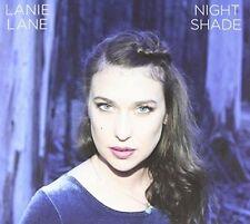 Lanie Lane - Night Shade (CD, 2014, Ivy League) New & Sealed
