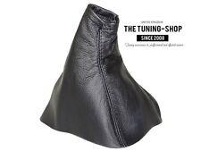 For Mercedes Sprinter 2001-2005 Gear Boot Black Genuine Leather