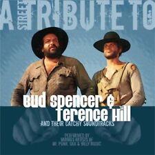 V/A A STREET TRIBUTE TO BUD SPENCER & TERENCE HILL (CD) NEU Kult Punkrock Oi Oi!
