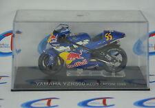 2198 MOTORBIKE MOTOGP - scala 1:24 - 1999 YAMAHA YZR500 Laconi #55