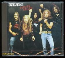 new & sealed Scorpions Virgin Killer CD RCA printed in Germany