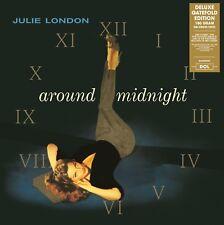 Julie London - Around Midnight - SEALED NEW! on 180g vinyl - w/ iconic gatefold