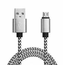 Long Data Charger Micro USB Cable for Android HTC Samsung Galaxy S5 S6 S7 Edge