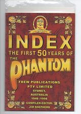 Frew Publications Comics - The Phantom Index VF/NM Bagged & Boarded