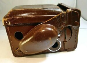 Leather Camera Case for ROLLEI ROLLEIFLEX T genuine OEM