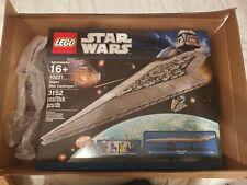 Lego 10221 Star Wars Super Star Destroyer UCS New BNIB MISB in lego shipping box