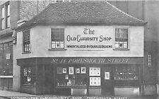 B85230 portsmouth street   the  old curiosity shop  london uk