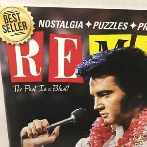 Remind Magazine- Collecting Elvis