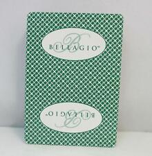 Bellagio Hotel & Casino Las Vegas Playing Cards (Green) Club Angel Japan No Box