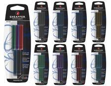 Sheaffer Fountain Pen Classic Ink Cartridges 'Skrip' Refill 5 Pack - ALL COLOURS