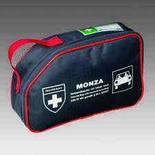 MONZA Verbandtasche, Auto, DIN 13164, Erste Hilfe Set