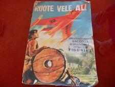 """Album Figurine B.E.A. """"Ruote Vele Ali""""!! Q.Completo (-17)"""