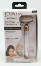 As Seen on TV Finishing Touch Flawless Contour Facial Roller & Massager