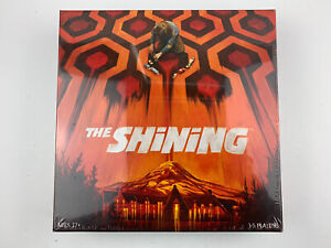 The Shining Board Game - Age 17+ , 3-5 Players - New Sealed