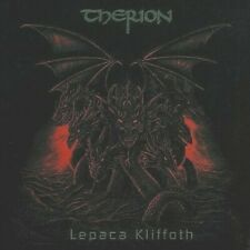 Therion - Lepaca Kliffoth CD+ Booklet [NEW]