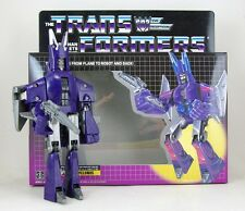 Transformers  CYCLONUS  G1 Re-issue Brand NEW COLLECTION MISB Toys & Gifts