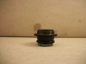 Vintage Microfilm Projection Lens