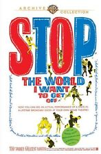 STOP THE WORLD, I WANT TO GET OFF (1966) - DVD - Region Free