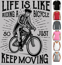 Cotton Cycling Solid T-Shirts for Men