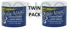 2 X Original Blue Magic Conditioner Hair Dress, 12 oz/ 340g