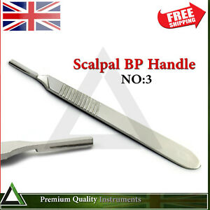 Dental Scalpal Handle NO:3 Dissecting Dissection Medical Surgical Incision