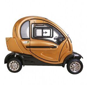 "2020 Custom Boomer Buggy III 4 Wheel Mobility Aid - Roof and Heater 31.5"" wide"