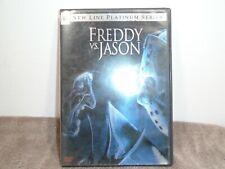 Freddy vs Jason [2 disc Dvd] Full Frame/Widescreen,