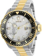 Invicta 25138 Character Collection Men's 50mm Two-Tone Steel Automatic Watch