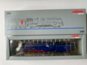 MARKLIN HO DRG BR 03.10  DIGITAL STEAM STREAMLINED LOC BLUE             3789