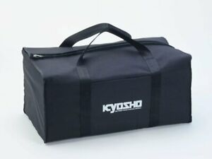 KYOSHO CARRYING BAG BLACK 320mm X 560mm X 220mm, 87618