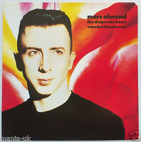 """MARC ALMOND - 12"""" - The Desperate Hours (Extended Flamenco Mix) UK. Soft Cell"""