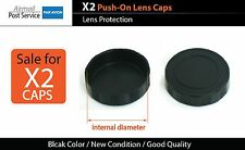X2 50mm Push-On FRONT lens cap FIT Yashica Pentax 50mm 1.4 Topcon Zeiss Canon ec