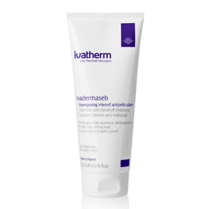 Ivatherm Ivadermaseb   Shampoo 200ml Oily hair type