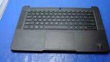 """Razer Blade RZ09-01301E41 14"""" Genuine Palmrest with Touchpad Backlit Keyboard"""
