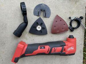 Milwaukee multi tool