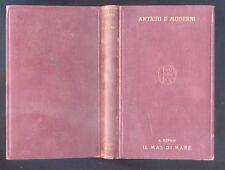 Kuprin A. Il mal di mare ed altri racconti,Carabba 1930 R