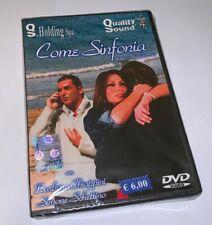 COME SINFONIA DVD RARO FUORI CATALOGO SIGILLATO (NINI GRASSIA BARBARA CHIAPPINI)