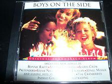 Boys On The Side Soundtrack CD Whoopee Goldberg Bonnie Raitt Cranberries