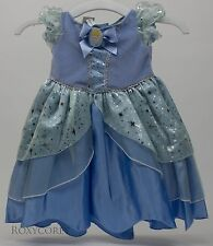 Halloween Disney Baby Blue Cinderella Dress Costume Size 6 months NWT