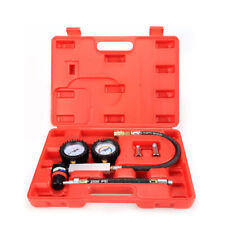 TU-21 Cylinder Leak Tester Compression Test Kit Engine Leakage Leakdown Detector