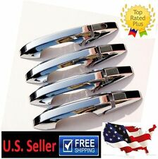 US Mirror Chrome Side Door Handle Cover Trims For 07 08 09 10 11 Honda CR-V CRV