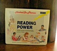 Hooked on Phonics Your Reading Power Set Cassettes Homeschool Sra 1992