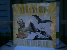SPIN 'N GRIN BY LE FORTE FOUR LP (LAFMS,1981) NEW SEALED LTD 1000--RESIDENTS