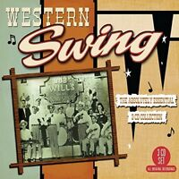 WESTERN SWING: THE ABSOLUTELY ESSENTIAL (Al Dexter, Tune Wranglers) 3 CD NEW+