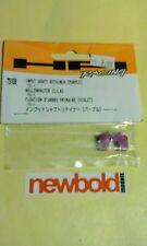 HPI 75108 Input Shaft Retainer (purple) Pro 4