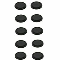 10PCS Camera Body Lens Cap Cover Kit for Canon FD FL Mount Camera