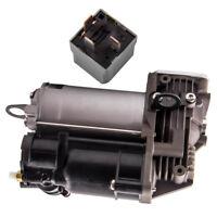 for Mercedes ML Class W164 Air Suspension Pump 1643200204 compressor 1643201204