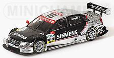 Audi A 4 DTM 2005 R. Capello #18 équipe ABT Sportsline Siemens 1:43 Minichamps