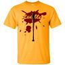 Negan's Bat Lucille - Baseball Bardbed Wire Villain Zombie Walking Dead TShirt