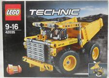 Lego Technic 42035 Muldenkipper WP-89 2 in 1 9-16 Neu & OVP
